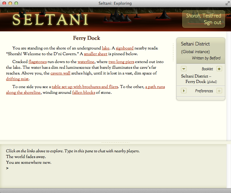 Seltani: An Introduction