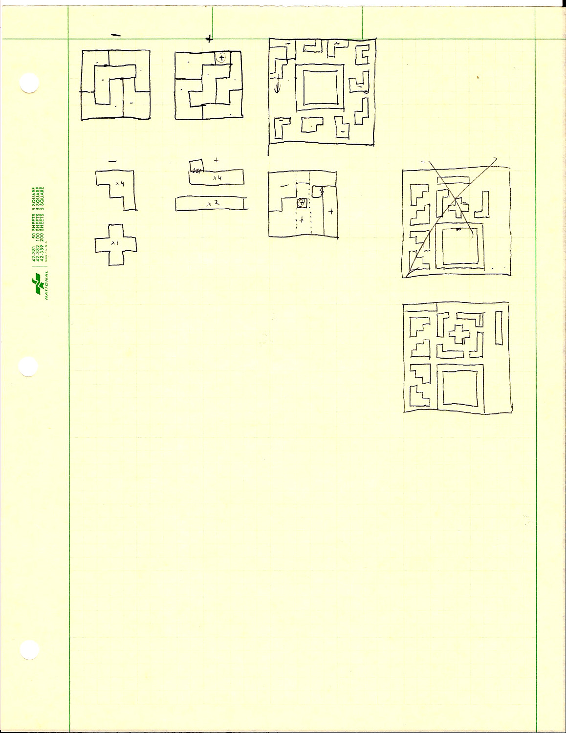system s twilight design notes Check Inventory Log antitris puzzle designs antitris puzzle designs